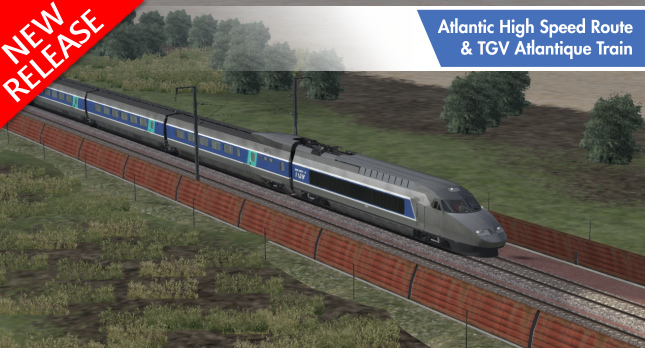 Atlantic High Speed & TGV Atlantique