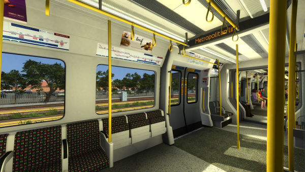 S7+1 Advanced - Underground Stock