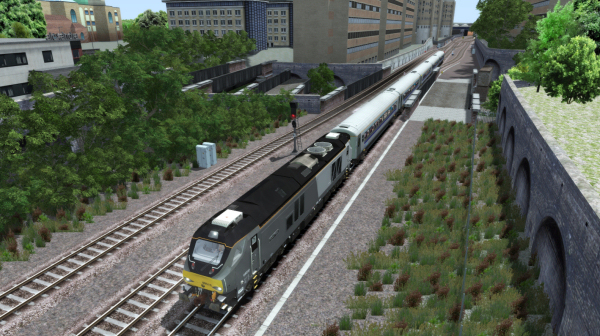 Chiltern Main Line: London-Birmingham