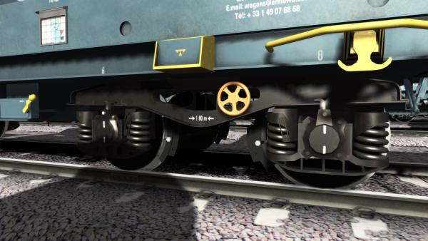 3D ZUG Shmmns Coil Wagon