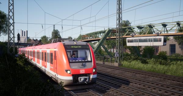Rhein-Ruhr Osten: Wuppertal - Hagen Route Add-On
