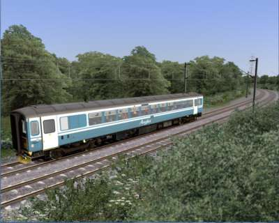 Screen shot for Class 153 DMU Advanced & Totham (Download)