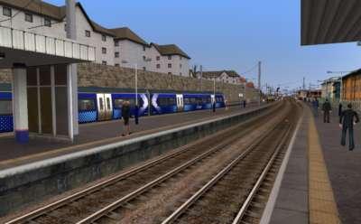 Screen shot for Edinburgh to Glasgow Scenario Pack