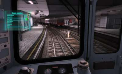 Screen shot for London Underground Simulator (Boxed)
