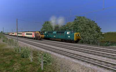 Screen shot for Newcastle to York Modern Scenario Pack