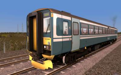 Screen shot for Class 153 DMU Advanced