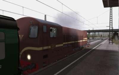 Screen shot for ChrisTrains NS2200 Diesel Locomotive