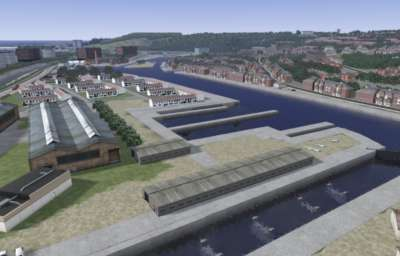 Screen shot for Bristol & Avonmouth