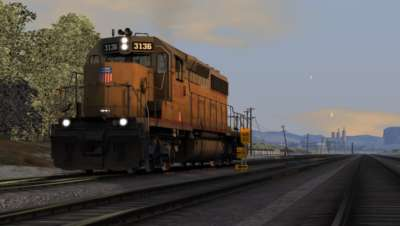 Screen shot for Trains & Drivers Vol. 8 - Barstow to San Bernadino in the 2010s