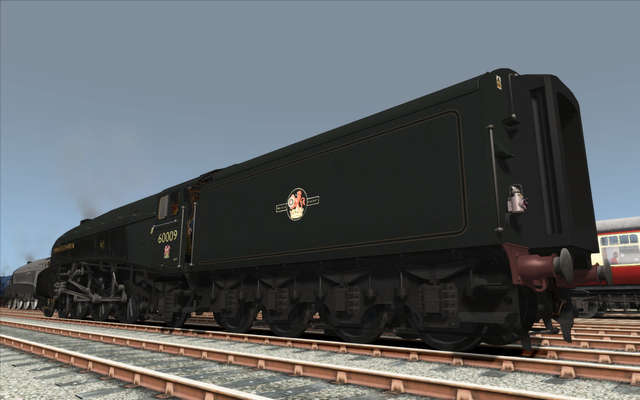 A4 Pacific Class (Download)