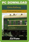 China Railway 22 Series Passenger Coaches