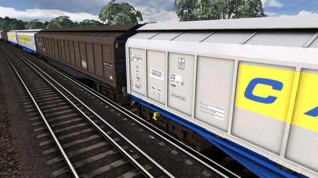Class 60 Advanced & Freight Wagons