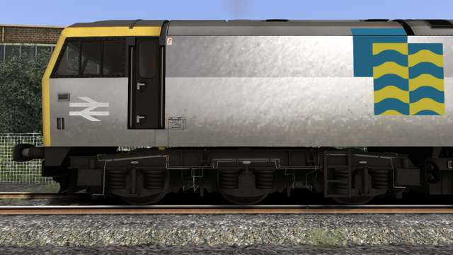 Class 60 Advanced & Freight Wagons