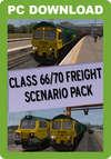Class 66/70 Freight Scenario Pack