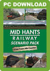 Mid Hants Railway Scenario Pack & Just Trains Mk1 Coaches