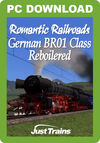Romantic Railroads German BR01 Class Reboilered