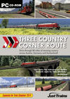 Three Country Corner Route (Boxed)