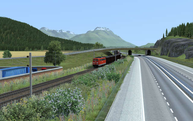 Three Country Corner Route (Download)