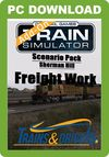 Trains & Drivers - Sherman Hill Freight Work