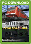 Virtual Railroads DB BR111 Regio Expert-Line