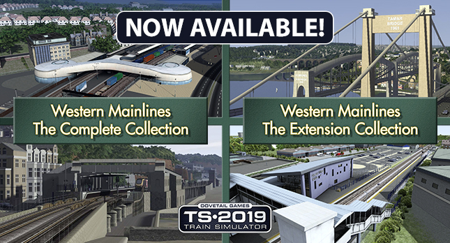 Welcome to Just Trains - The Spirit of Train Simulation
