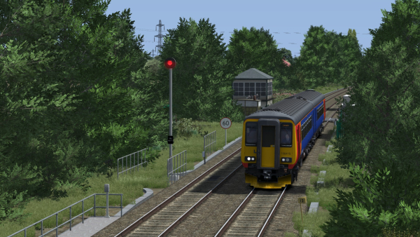 Trains & Drivers - Liverpool-Manchester - Goods & Passengers