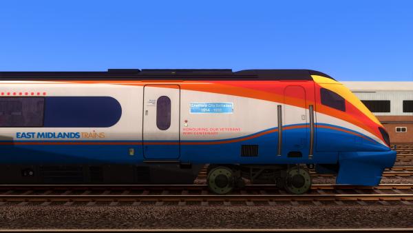 Class 222 Advanced 2019