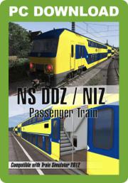 ChrisTrains NS DDZ / NIZ Passenger Train