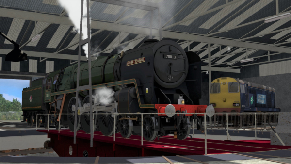Barrow Hill Roundhouse Extension now on sale