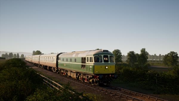 TSW: BR Class 33 Loco Add-On