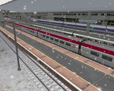 Screen shot for TGV Train Sim Pack (Download)