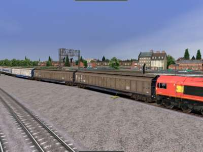 Screen shot for Cargowaggon IWB PlusPak