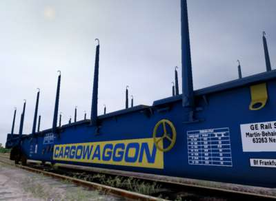 Screen shot for Cargowaggon Flat IGA PlusPak