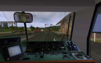 Screen shot for Trainz Simulator 2009 (Download)