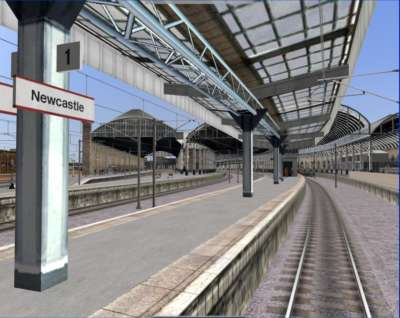 Screen shot for Newcastle to York - Modern (Download)