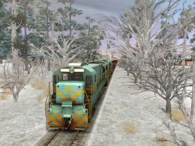 Screen shot for Trainz Simulator 2010 - Engineers Edition (Boxed)