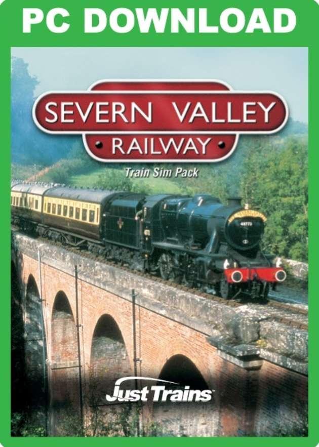 Just Trains - Severn Valley Railway