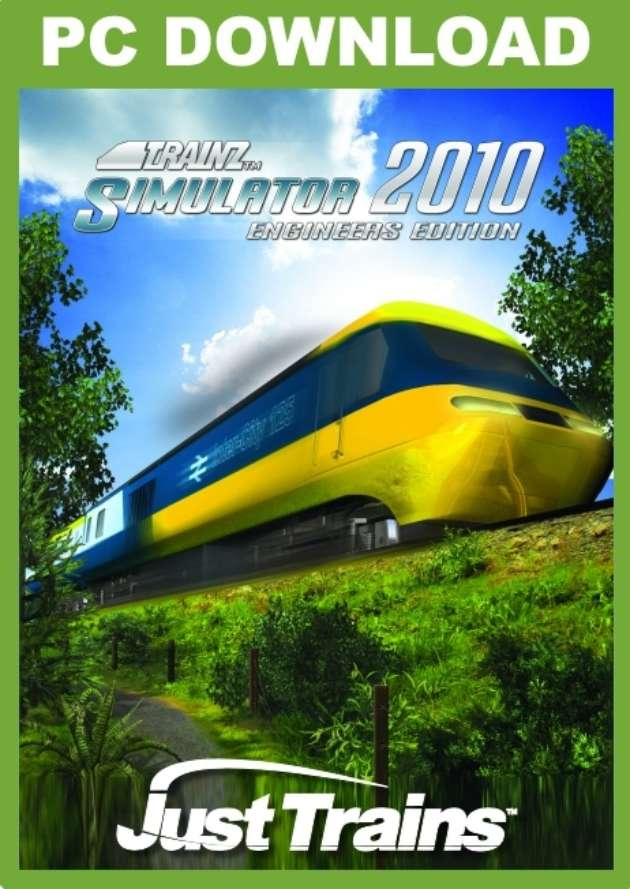 Just Trains - Trainz Simulator 2010 - Engineers Edition