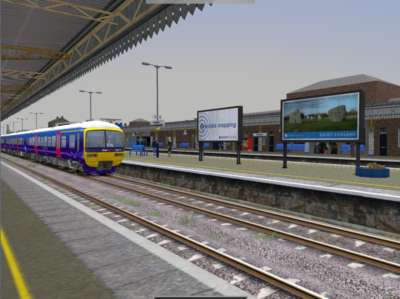 Screen shot for Bristol to Exeter (Download)