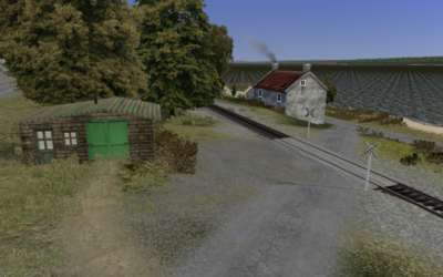 Screen shot for Fort Kent Route Scenario Expansion Pack