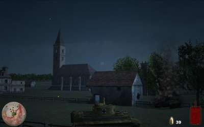 Screen shot for Tank Simulator (Download)