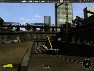 Screen shot for Mining & Tunnelling Simulator (Download)