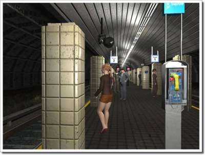 Screen shot for New York Subway Simulator - World of Subways Vol. 1 (Download)