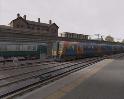 Screen shot for Portsmouth Direct 'British Rail Comeback' Scenario Pack