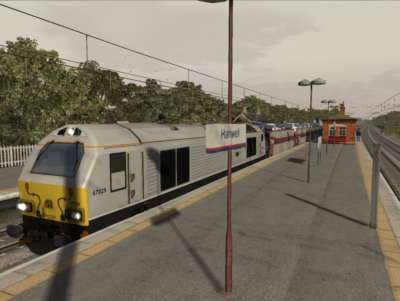 Screen shot for Class 67 Advanced & Car Carriers (Boxed)