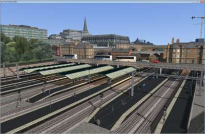 Screen shot for Scottish East Coast Main Line (Boxed)