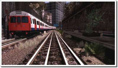 Screen shot for London Underground Simulator (Download)