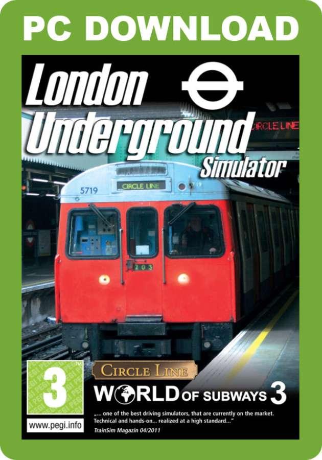 London underground train simulator download free