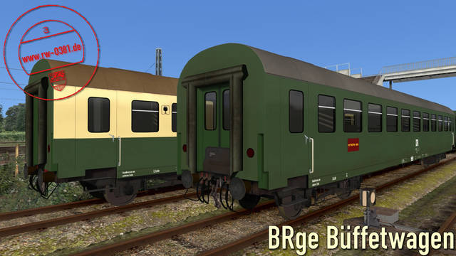 3D ZUG Modernised Coaches