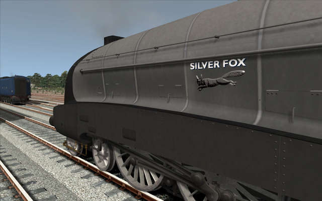 A4 Pacific Class LNER Add-on Pack